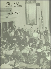 Page 16, 1957 Edition, Lyndhurst High School - Ursa Major Yearbook (Lyndhurst, NJ) online yearbook collection