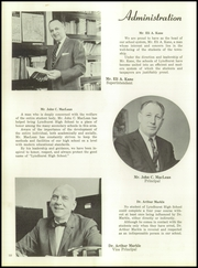 Page 14, 1960 Edition, Lyndhurst High School - Ursa Major Yearbook (Lyndhurst, NJ) online yearbook collection