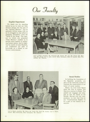 Page 16, 1960 Edition, Lyndhurst High School - Ursa Major Yearbook (Lyndhurst, NJ) online yearbook collection