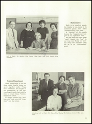Page 17, 1960 Edition, Lyndhurst High School - Ursa Major Yearbook (Lyndhurst, NJ) online yearbook collection
