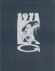 1971 Edition, Kennedy High School - Gryphon Yearbook (Willingboro, NJ)