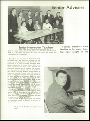 Page 16, 1960 Edition, Northern Valley Regional High School - Northern Lights Yearbook (Demarest, NJ) online yearbook collection