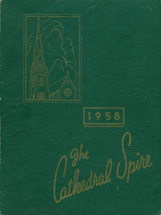 1958 Edition, Camden Catholic High School - Yearbook (Cherry Hill, NJ)
