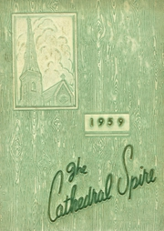 1959 Edition, Camden Catholic High School - Yearbook (Cherry Hill, NJ)