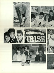 Page 16, 1987 Edition, Camden Catholic High School - Yearbook (Cherry Hill, NJ) online yearbook collection