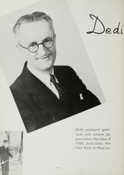 Page 8, 1938 Edition, Roselle Park High School - Parkerscope Yearbook (Roselle Park, NJ) online yearbook collection