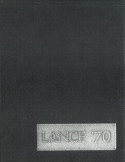 1970 Edition, Wall High School - Lance Yearbook (Wall, NJ)