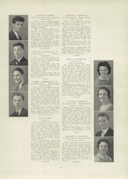 Page 13, 1935 Edition, Haddon Heights High School - Garneteer Yearbook (Haddon Heights, NJ) online yearbook collection