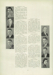 Page 14, 1935 Edition, Haddon Heights High School - Garneteer Yearbook (Haddon Heights, NJ) online yearbook collection