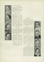 Page 16, 1935 Edition, Haddon Heights High School - Garneteer Yearbook (Haddon Heights, NJ) online yearbook collection
