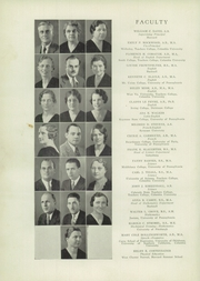 Page 8, 1935 Edition, Haddon Heights High School - Garneteer Yearbook (Haddon Heights, NJ) online yearbook collection