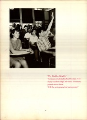 Page 12, 1969 Edition, Haddon Heights High School - Garneteer Yearbook (Haddon Heights, NJ) online yearbook collection