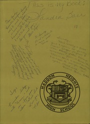 Page 3, 1969 Edition, Haddon Heights High School - Garneteer Yearbook (Haddon Heights, NJ) online yearbook collection