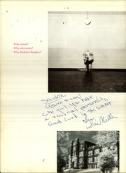 Page 8, 1969 Edition, Haddon Heights High School - Garneteer Yearbook (Haddon Heights, NJ) online yearbook collection
