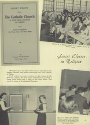 Page 14, 1955 Edition, Queen of Peace High School - Pact Yearbook (North Arlington, NJ) online yearbook collection