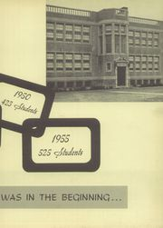 Page 3, 1955 Edition, Queen of Peace High School - Pact Yearbook (North Arlington, NJ) online yearbook collection