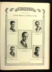 Page 281, 1922 Edition, St Louis University - Archive Yearbook (St Louis, MO) online yearbook collection