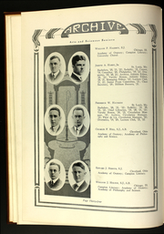 Page 38, 1922 Edition, St Louis University - Archive Yearbook (St Louis, MO) online yearbook collection