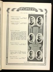 Page 39, 1922 Edition, St Louis University - Archive Yearbook (St Louis, MO) online yearbook collection