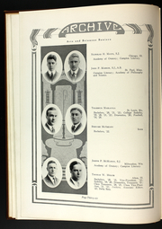 Page 40, 1922 Edition, St Louis University - Archive Yearbook (St Louis, MO) online yearbook collection