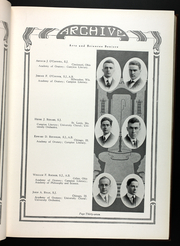 Page 41, 1922 Edition, St Louis University - Archive Yearbook (St Louis, MO) online yearbook collection