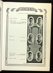 Page 45, 1922 Edition, St Louis University - Archive Yearbook (St Louis, MO) online yearbook collection