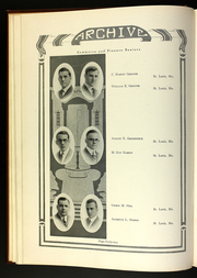 Page 46, 1922 Edition, St Louis University - Archive Yearbook (St Louis, MO) online yearbook collection