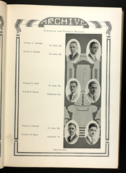 Page 47, 1922 Edition, St Louis University - Archive Yearbook (St Louis, MO) online yearbook collection