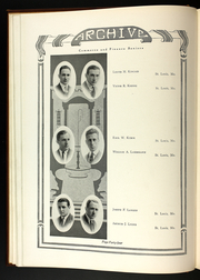 Page 48, 1922 Edition, St Louis University - Archive Yearbook (St Louis, MO) online yearbook collection