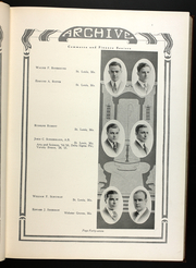 Page 51, 1922 Edition, St Louis University - Archive Yearbook (St Louis, MO) online yearbook collection