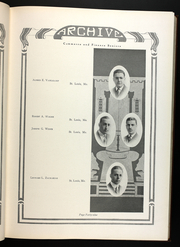Page 53, 1922 Edition, St Louis University - Archive Yearbook (St Louis, MO) online yearbook collection