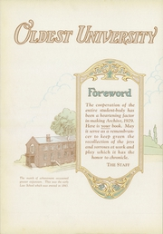 Page 8, 1929 Edition, St Louis University - Archive Yearbook (St Louis, MO) online yearbook collection