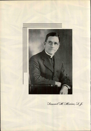Page 8, 1932 Edition, St Louis University - Archive Yearbook (St Louis, MO) online yearbook collection