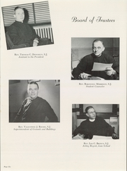 Page 10, 1949 Edition, St Louis University - Archive Yearbook (St Louis, MO) online yearbook collection