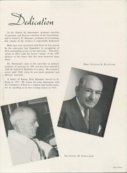 Page 7, 1949 Edition, St Louis University - Archive Yearbook (St Louis, MO) online yearbook collection