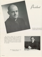 Page 8, 1949 Edition, St Louis University - Archive Yearbook (St Louis, MO) online yearbook collection