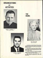 Page 16, 1965 Edition, St Louis University - Archive Yearbook (St Louis, MO) online yearbook collection