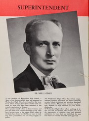 Page 12, 1954 Edition, Weehawken High School - Zenith Yearbook (Weehawken, NJ) online yearbook collection