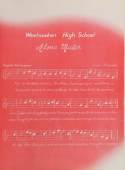 Page 9, 1954 Edition, Weehawken High School - Zenith Yearbook (Weehawken, NJ) online yearbook collection