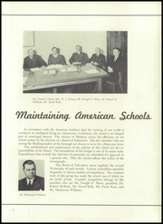 Page 11, 1940 Edition, Madison High School - Alembic Yearbook online yearbook collection