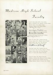 Page 16, 1942 Edition, Madison High School - Alembic Yearbook online yearbook collection
