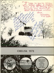 Page 5, 1978 Edition, High Point Regional High School - Obelisk Yearbook (Sussex, NJ) online yearbook collection