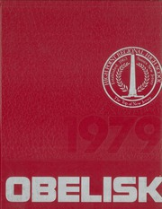 1979 Edition, High Point Regional High School - Obelisk Yearbook (Sussex, NJ)