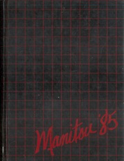 Allentown High School - Manitou (Allentown, NJ) online yearbook collection, 1985 Edition, Page 1