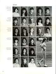 Page 80, 1985 Edition, Allentown High School - Manitou (Allentown, NJ) online yearbook collection