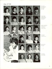 Page 83, 1985 Edition, Allentown High School - Manitou (Allentown, NJ) online yearbook collection