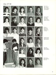 Page 85, 1985 Edition, Allentown High School - Manitou (Allentown, NJ) online yearbook collection