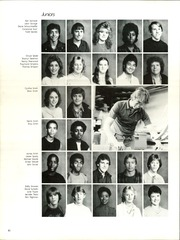 Page 86, 1985 Edition, Allentown High School - Manitou (Allentown, NJ) online yearbook collection