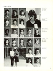 Page 87, 1985 Edition, Allentown High School - Manitou (Allentown, NJ) online yearbook collection