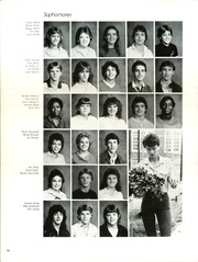 Page 88, 1985 Edition, Allentown High School - Manitou (Allentown, NJ) online yearbook collection